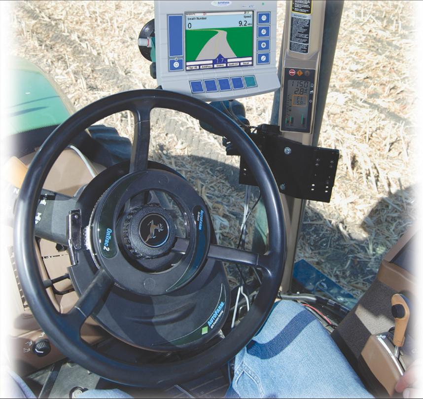 BWC滚轮在农业的应用