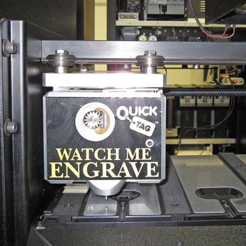 DualVee滚轮导轨在雕刻机械的应用